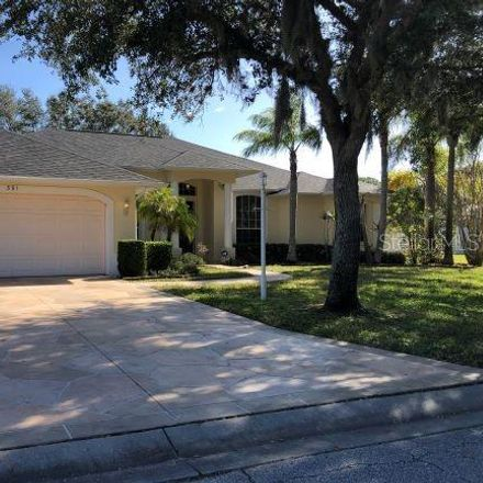 Rent this 3 bed house on 591 Oak Bay Drive in Osprey, FL 34229