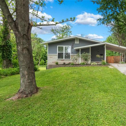 Rent this 3 bed house on 12069 McKelvey Road in Maryland Heights, MO 63043