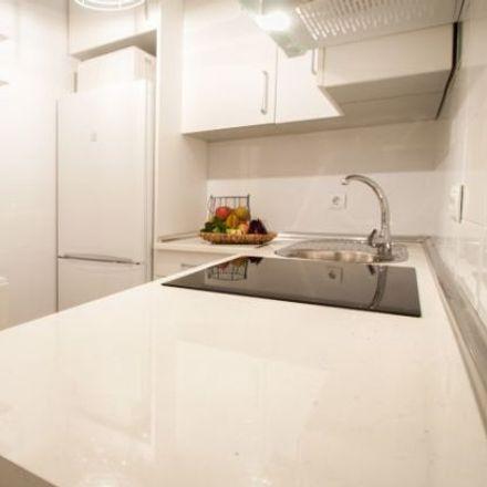 Rent this 3 bed apartment on Calle de Hilarión Eslava in 60, 28015 Madrid