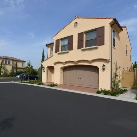 Rent this 3 bed condo on 130 Island Coral in Irvine, CA 92618