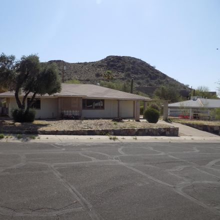Rent this 2 bed house on 9823 North 4th Avenue in Phoenix, AZ 85021