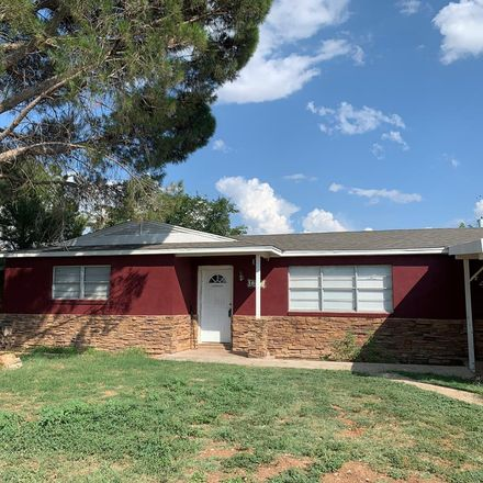 Rent this 3 bed house on 4413 Monty Drive in Midland, TX 79703