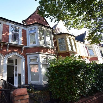Rent this 1 bed apartment on Princes Street in Cardiff CF, United Kingdom