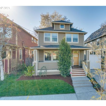 Rent this 4 bed house on 9043 North Oswego Avenue in Portland, OR 97203