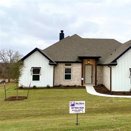 Rent this 4 bed house on Wood Dr in Azle, TX