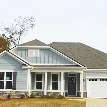 Rent this 4 bed house on 319 Grady Drive in Harlem, GA 30814