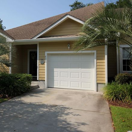 Rent this 3 bed townhouse on Greenbriar Drive in Little River, Horry County