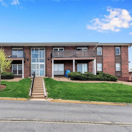 Rent this 3 bed apartment on 10344 Forest Brook Lane in Saint Louis County, MO 63146