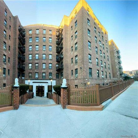Rent this 2 bed condo on 66-15 Wetherole Street in New York, NY 11374