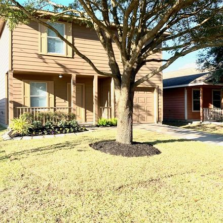Rent this 3 bed house on 1415 Swansfield Ln in Houston, TX