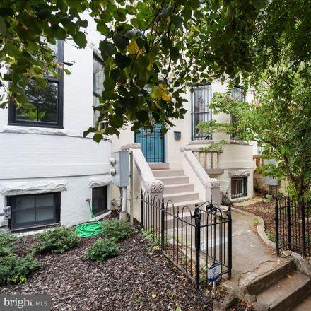 Rent this 2 bed apartment on 52 U Street Northwest in Washington, DC 20001