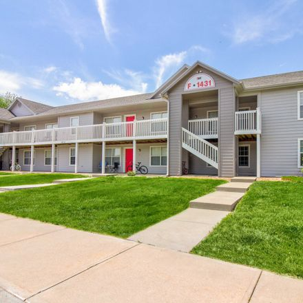 Rent this 2 bed apartment on Mellow Mushroom in R Street, Lincoln