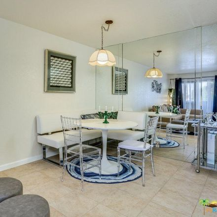 Rent this 1 bed condo on 2820 North Arcadia Court in Palm Springs, CA 92262
