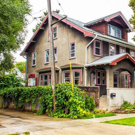 Rent this 2 bed duplex on 2421 North Weil Street in Milwaukee, WI 53212