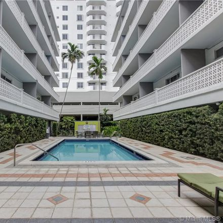 Rent this 1 bed condo on 1614 West Avenue in Miami Beach, FL 33139