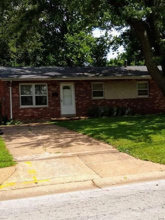 Rent this 2 bed house on 4032 Wright Avenue in St. Ann, MO 63074