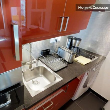 Rent this 1 bed apartment on 30 Avenue du Bel Air in 75012 Paris, France
