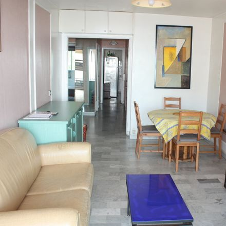 Rent this 2 bed apartment on 126 Avenue de la Californie in 06200 Nice, France