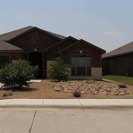 Rent this 4 bed house on 6709 Spur Drive in Midland, TX 79705