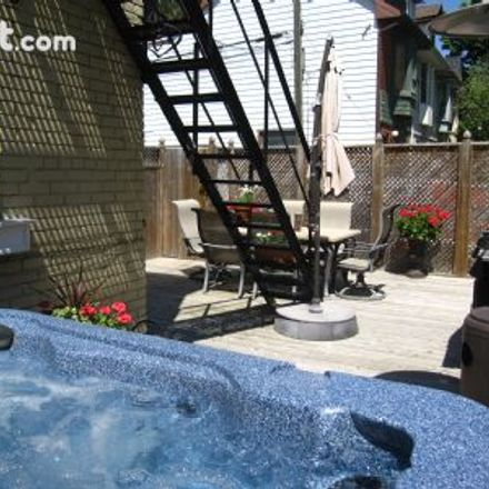 Rent this 3 bed apartment on 1048 Dundas Street East in Toronto, ON M4M 2M6