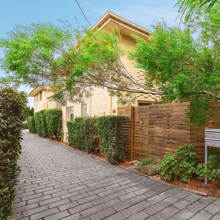 Rent this 1 bed apartment on 7/1207 Dandenong Road