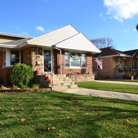 Rent this 5 bed house on 10039 South Turner Avenue in Evergreen Park, IL 60805