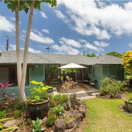 Rent this 2 bed house on 1127 Aalapapa Drive in Kailua, HI 96734