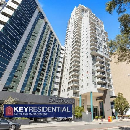 Rent this 1 bed apartment on 607/237 Adelaide Terrace