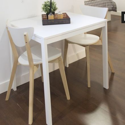 Rent this 0 bed apartment on Calle de San Raimundo in 28001 Madrid, Spain
