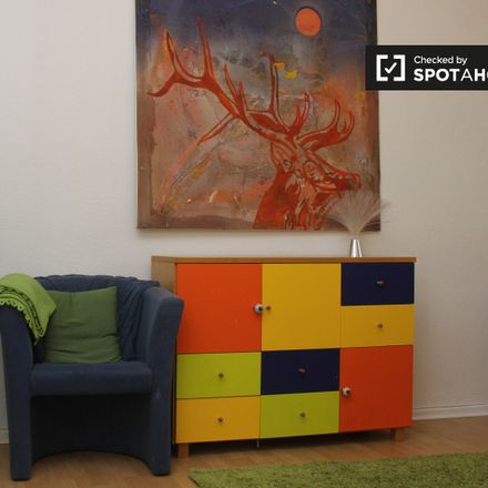 Rent this 1 bed apartment on Tunnel Rathenauplatz in 10711 Berlin, Germany