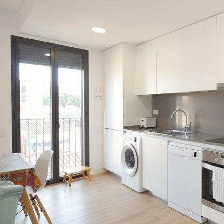 Rent this 2 bed apartment on Carrer de Sant Hipòlit in 29, 08030 Barcelona