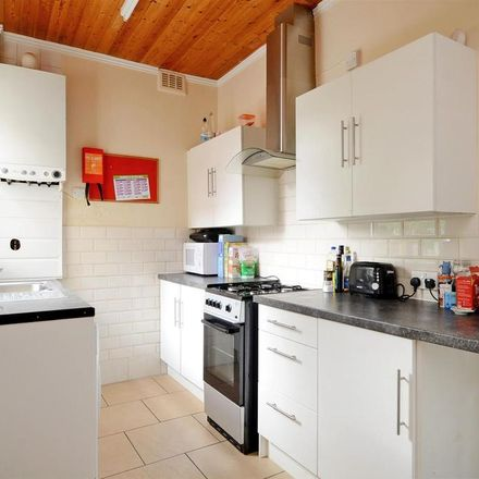 Rent this 3 bed house on Clementson Road in Sheffield S10 1GS, United Kingdom