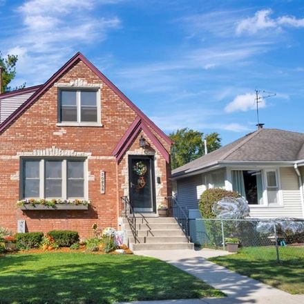Rent this 3 bed house on Chicago in Mount Greenwood, IL
