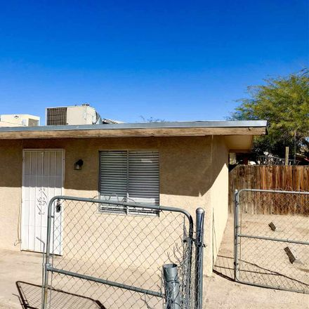 Rent this 1 bed apartment on 2170 South Walnut Avenue in Yuma, AZ 85364