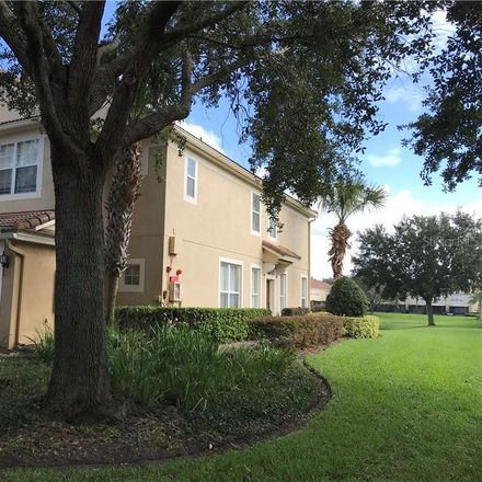 Rent this 3 bed townhouse on 3567 Shallot Drive in MetroWest, FL 32835