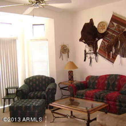 Rent this 2 bed apartment on 16839 East Mirage Crossing Court in Fountain Hills, AZ 85268