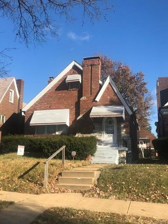 Rent this 4 bed house on 8734 Oriole Avenue in St. Louis, MO 63147