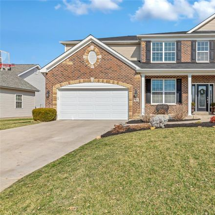 Rent this 5 bed house on 1617 Foggy Meadow Drive in O'Fallon, MO 63366