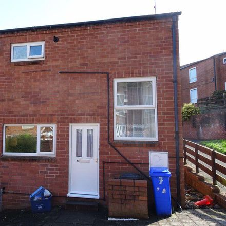 Rent this 2 bed house on 147 Upperthorpe in Sheffield, S6 3NG