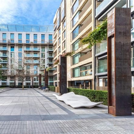 Rent this 1 bed apartment on Middlesex Hospital Chapel in Fitzroy Place, London W1W 7EY