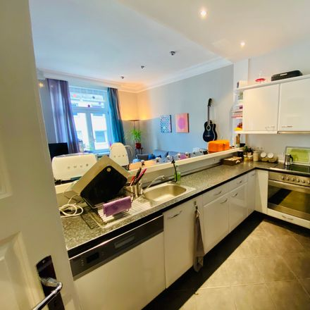 Rent this 1 bed apartment on Frankfurt in Bockenheim, DE