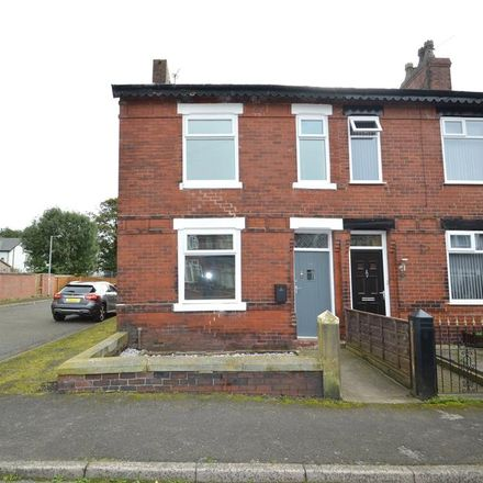 Rent this 3 bed house on Orange Hill Road in Bury M25 1LR, United Kingdom