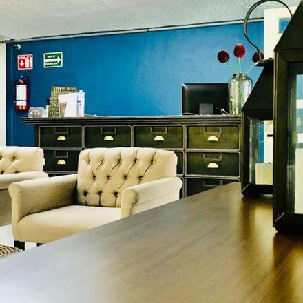 Rent this 1 bed room on Farmacias del Ahorro in Avenida Chapultepec 2012, Obrera