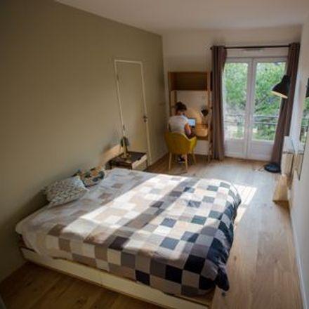 Rent this 1 bed room on 77 Avenue Jean-Baptiste Champeval in 94000 Créteil, France