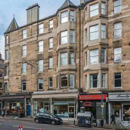 Rent this 2 bed apartment on Italian Connection in 84 Bruntsfield Place, City of Edinburgh EH10 4HG