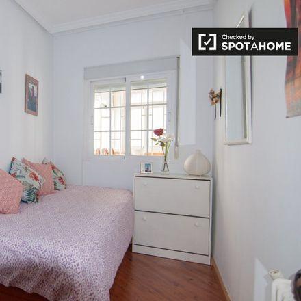 Rent this 1 bed room on Calle de José del Pino Jiménez in 28001 Madrid, Spain