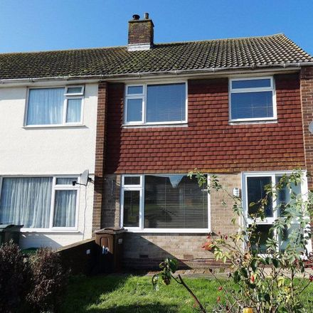 Rent this 3 bed house on Princes Road in Eastbourne BN23 6HS, United Kingdom