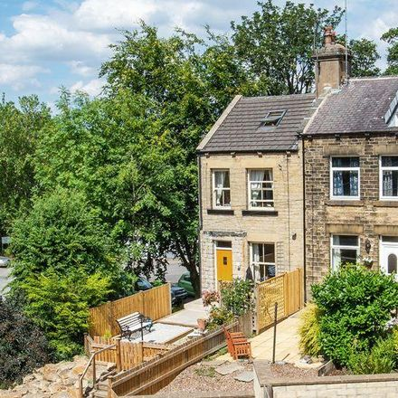 Rent this 1 bed house on The Scar Cafe in Lockwood Scar, Kirklees HD4 6BD