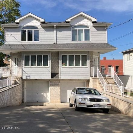 Rent this 3 bed duplex on 263 Maryland Avenue in New York, NY 10305