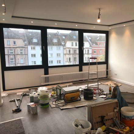 Rent this 4 bed apartment on Uerdinger Straße 106 in 40474 Dusseldorf, Germany
